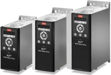 Danfoss Преобразователь частотный Danfoss VLT Basic Drive FC 101 30,0 кВт (380-480, 3 фазы) (131N0201)