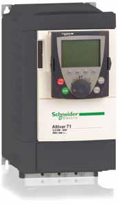 Schneider Electric Частотный преобразователь Schneider Electric ALTIVAR ATV71HD55N4 55 кВт