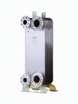 Danfoss Паяный пластинчатый теплообменник Danfoss XB 70L-1 140 для систем HVAC, одноходовой (004B2470)