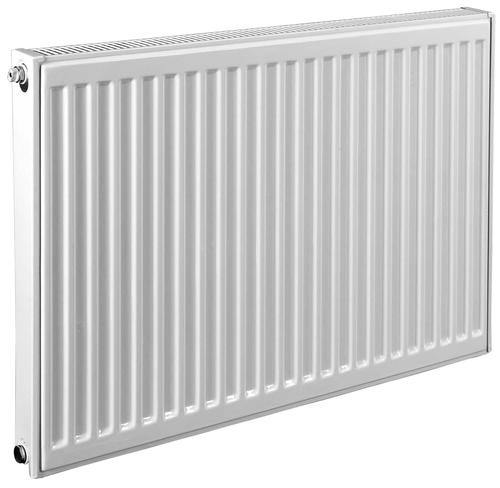 Радиатор сталь VC11 нижнее в/к панельный 800х2200 в комплекте кронштейн. встроенный вентиль Q=4321 Вт Heaton