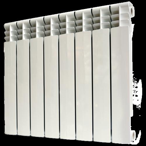 Радиатор биметалл M Series Plus 500 10 секций Q=189 Вт Ogint